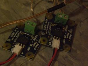 Solenoid relays