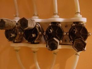 Solenoid valves